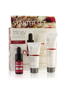 Discover Rosehip Combination/Oily Skin Starter Set