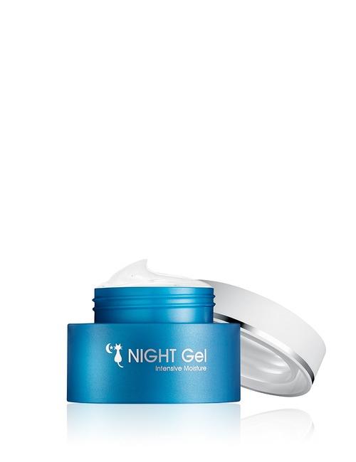 Closeup   night gel intensive moisture
