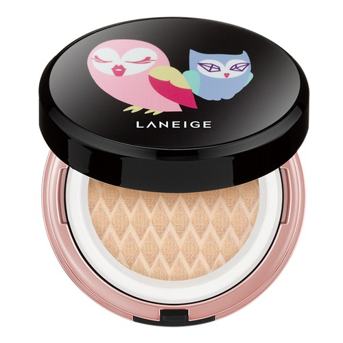 Closeup   lucky chouette bb cushion pore