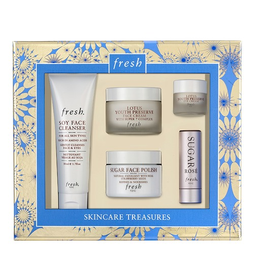 Closeup   12 skincare treasures set 12