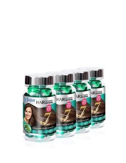 Hair Vitamin Serum Green Tea&Mint 20 Cap (X4)