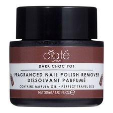 Choc Pot Dark Chocolate   Nail Polish Remover