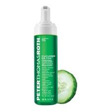 Cucumber De Tox Foam Cleanser