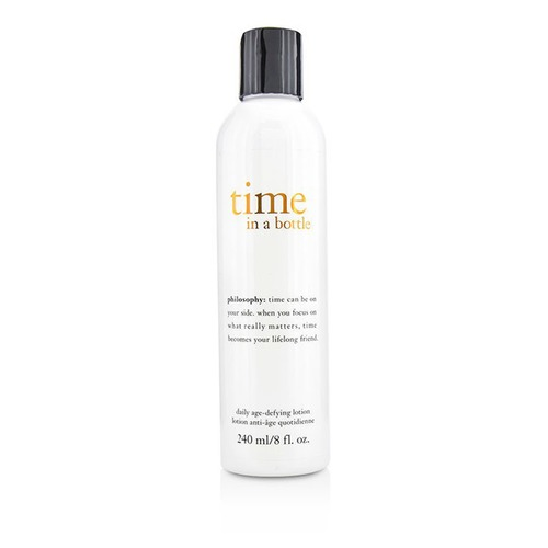Closeup   philosophy time in a bottle lotion web th