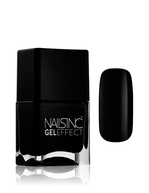 Closeup   nailsinc black taxi gel effect web th